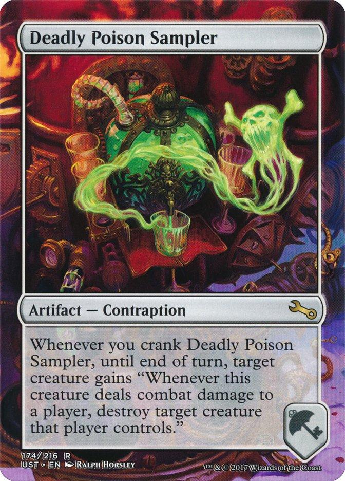 Deadly+Poison+Sampler