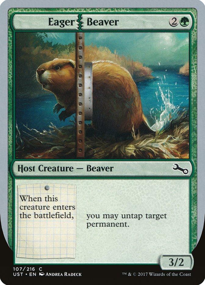 Eager+Beaver