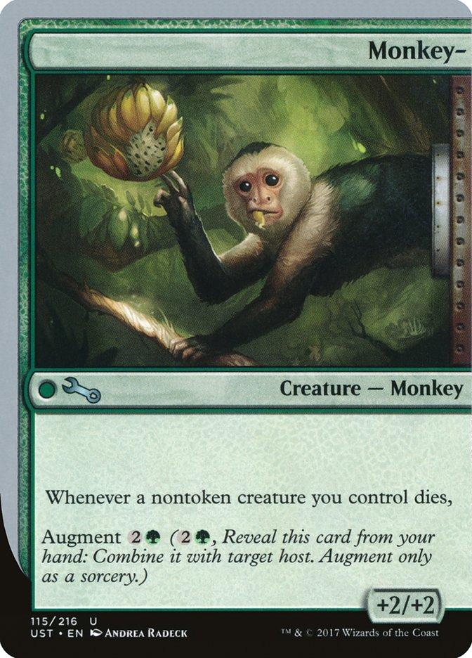 Monkey-