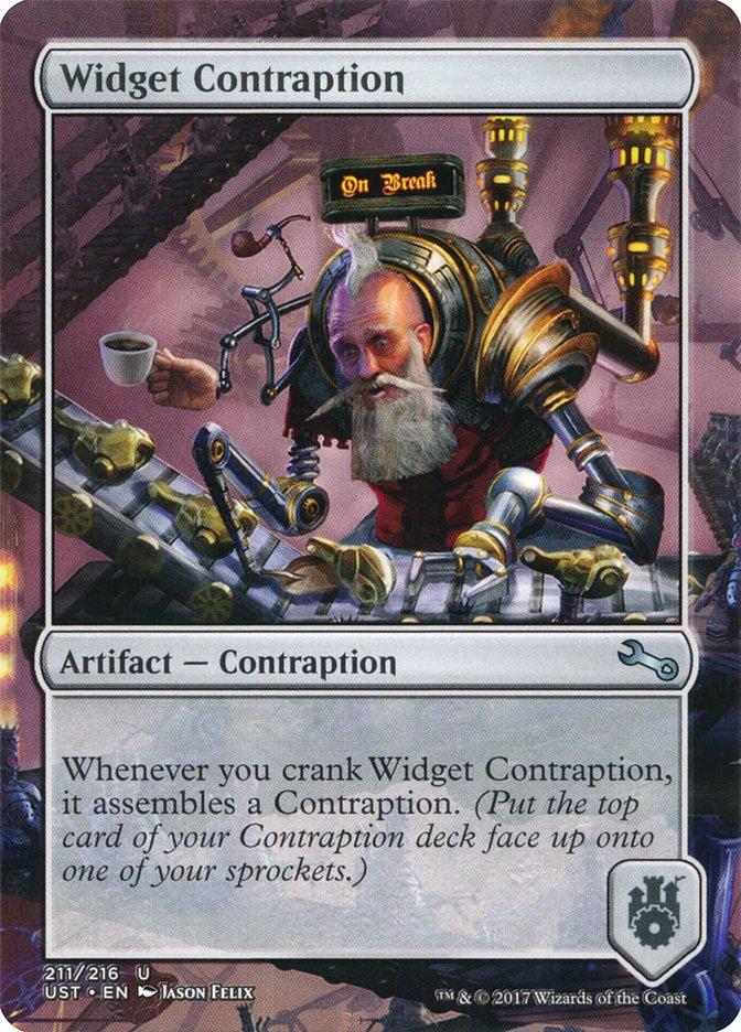 Widget+Contraption