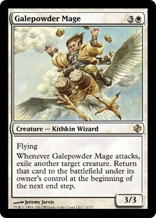 Galepowder+Mage