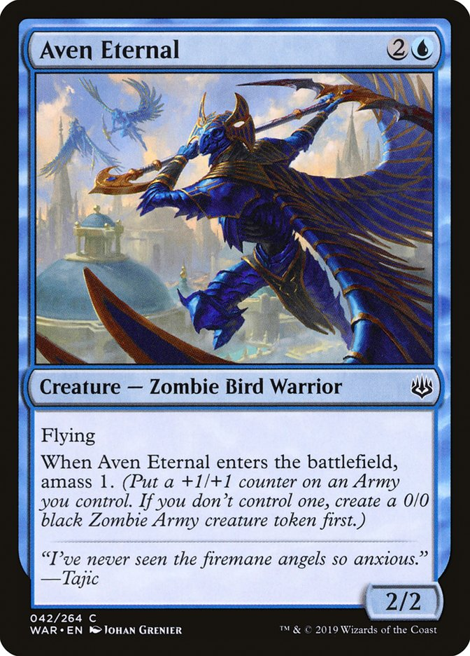 Aven+Eternal