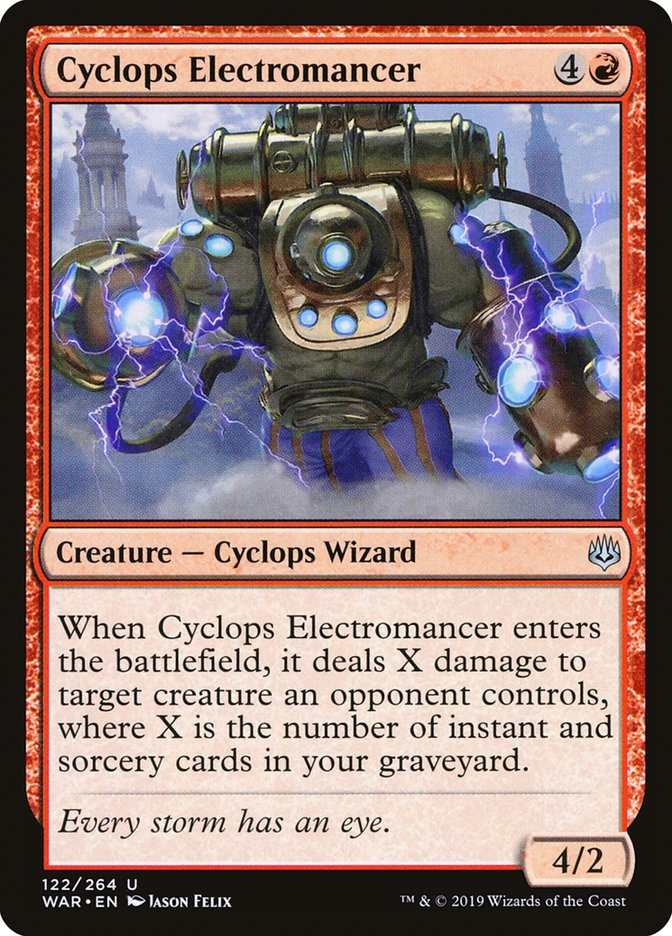 Cyclops+Electromancer