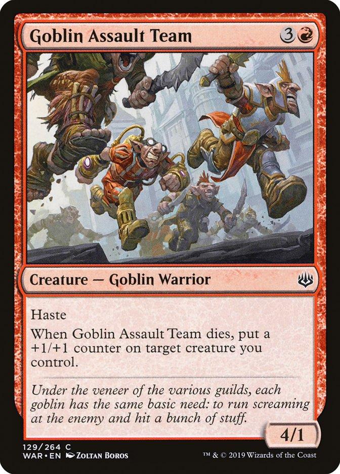 Goblin+Assault+Team