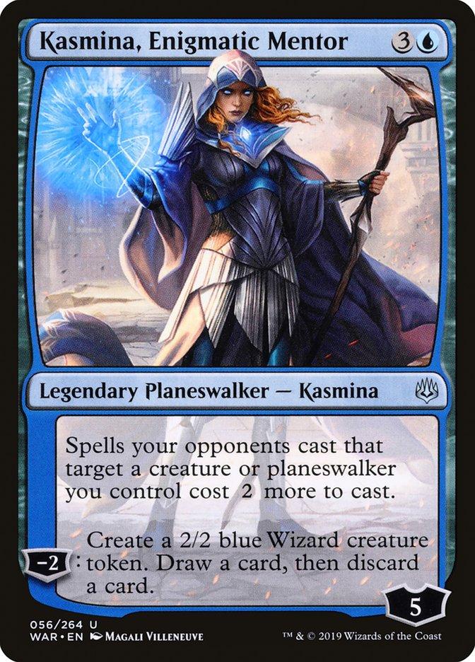 Kasmina%2C+Enigmatic+Mentor