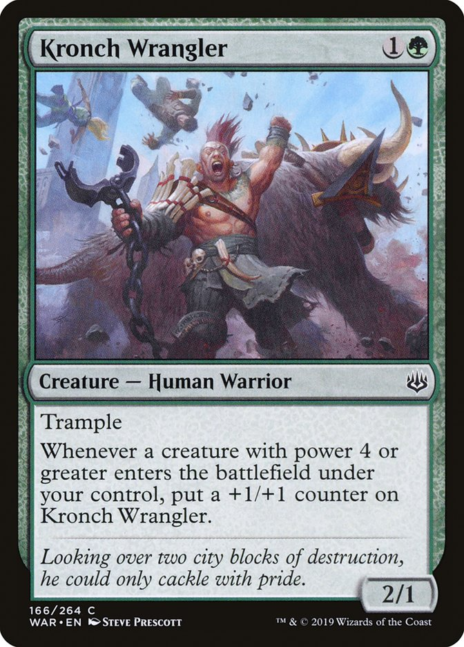 Kronch+Wrangler