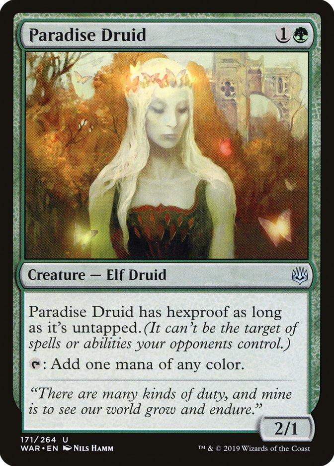 Paradise+Druid