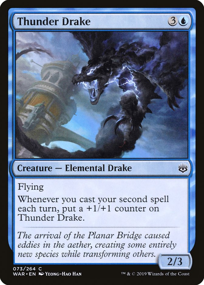 Thunder+Drake