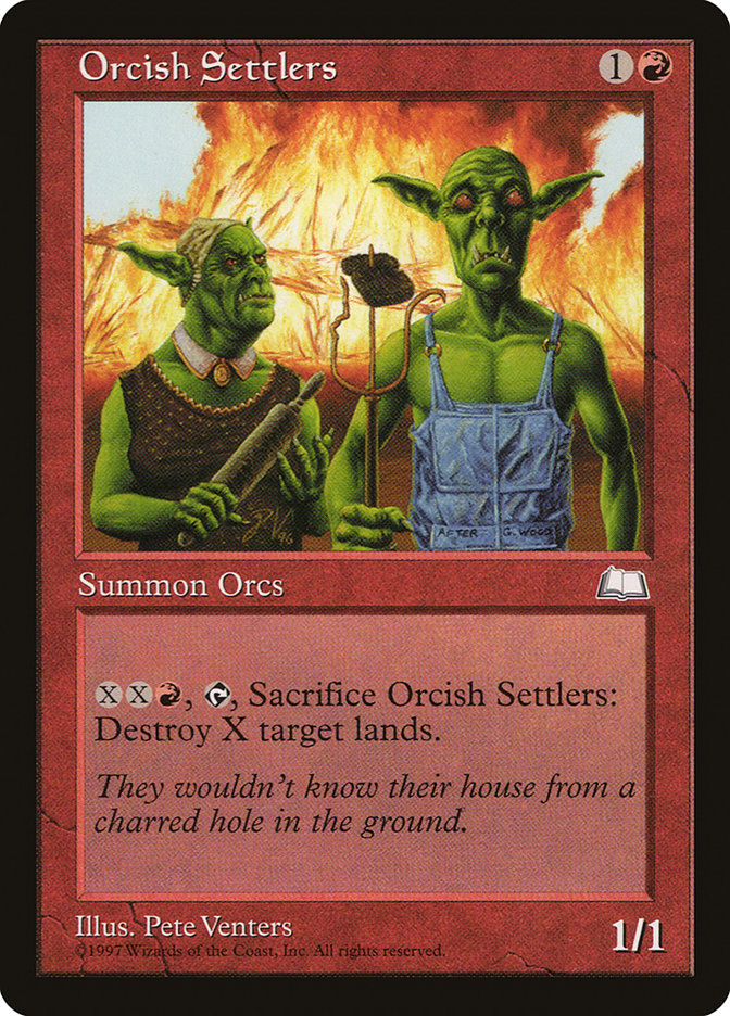 Orcish+Settlers