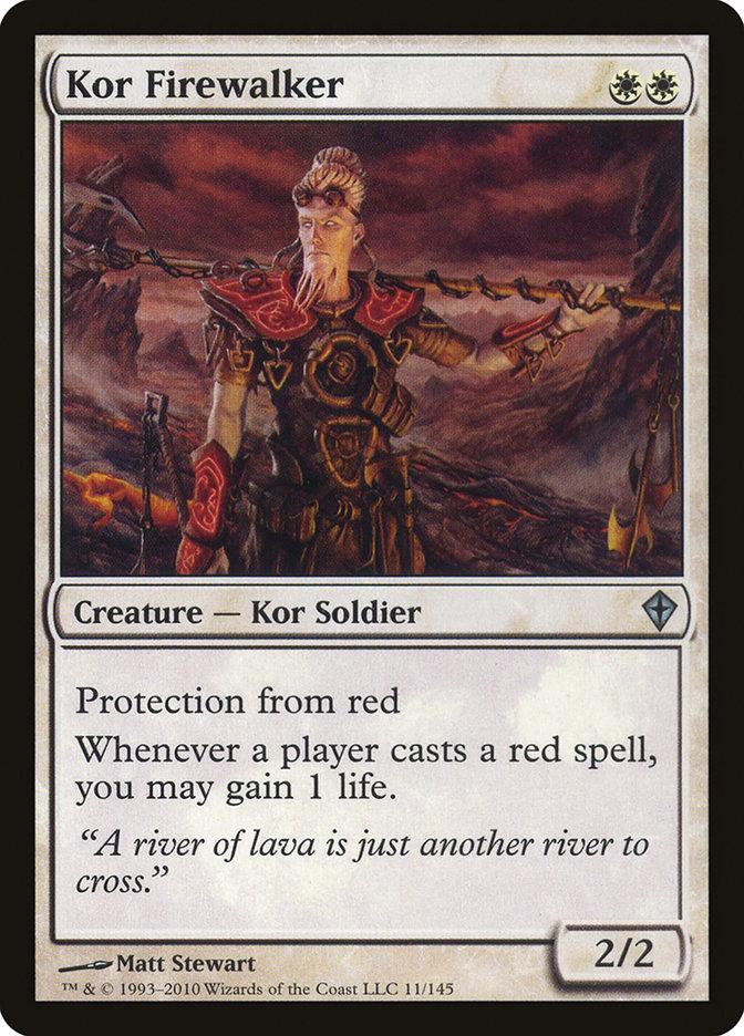 Kor+Firewalker
