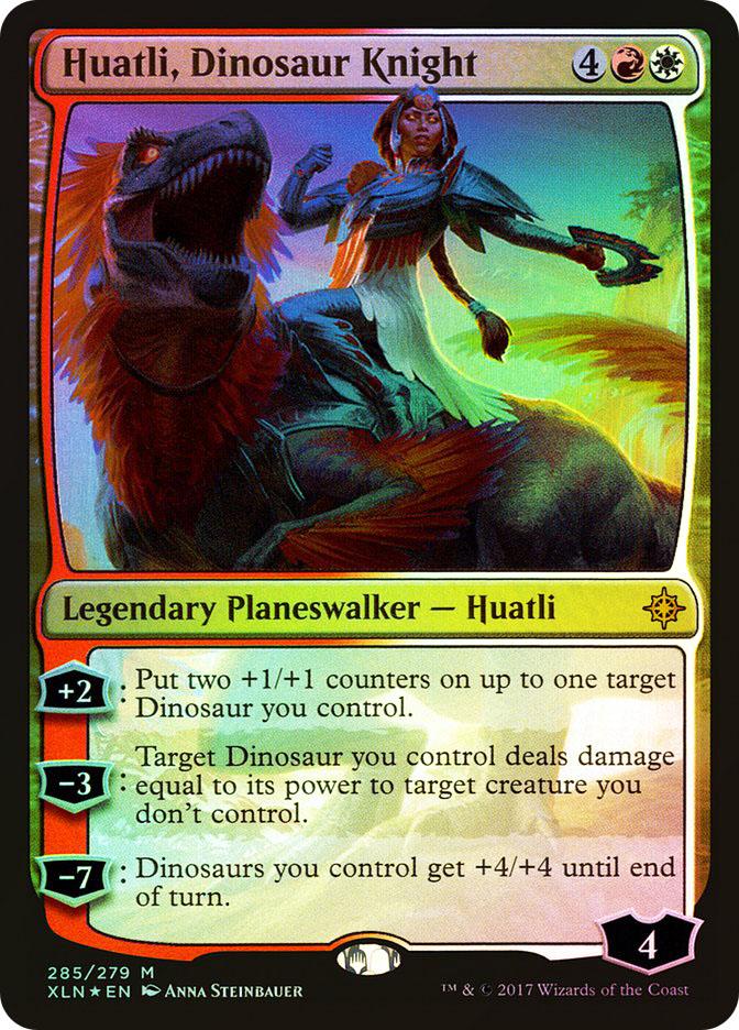 Huatli%2C+Dinosaur+Knight