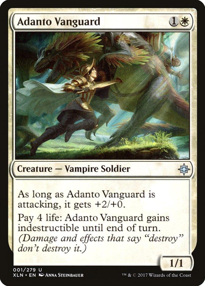 Adanto+Vanguard