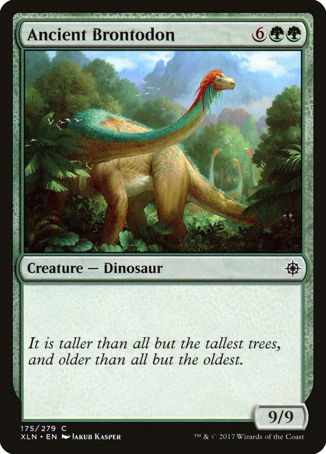 Ancient+Brontodon