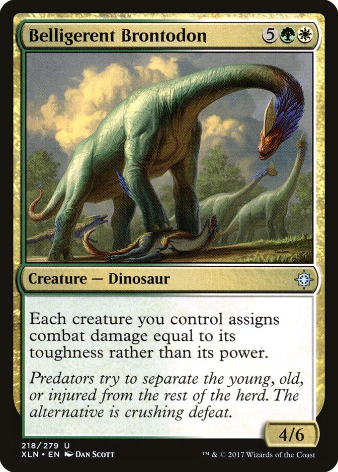 Belligerent+Brontodon