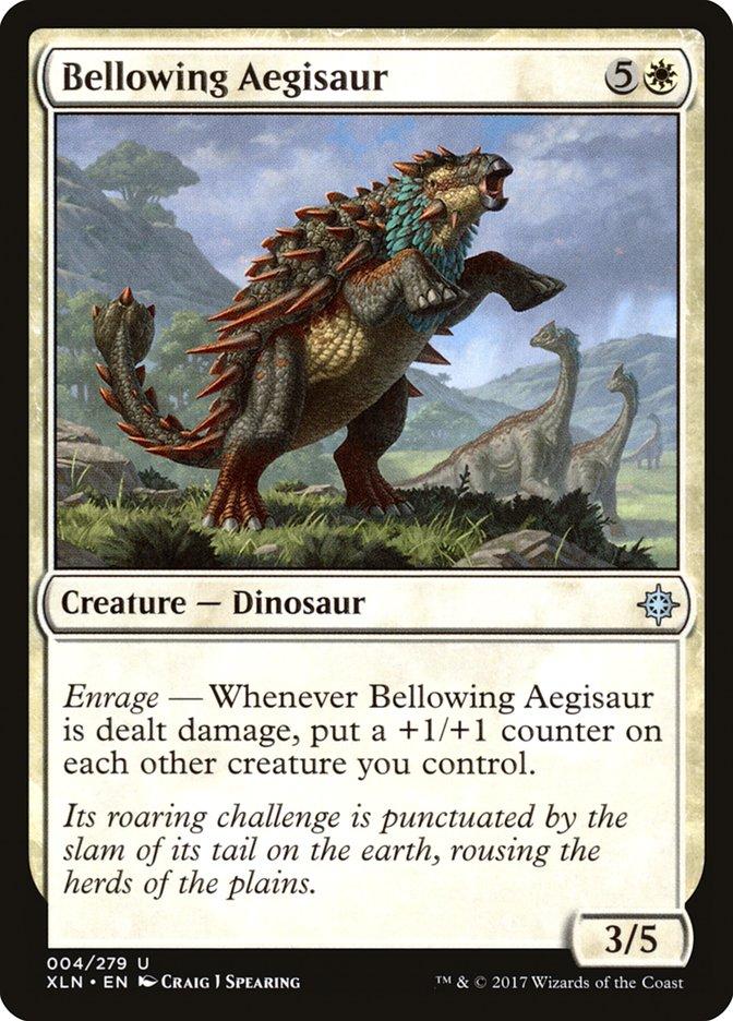 Bellowing+Aegisaur
