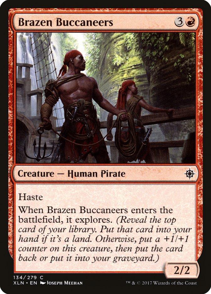 Brazen+Buccaneers