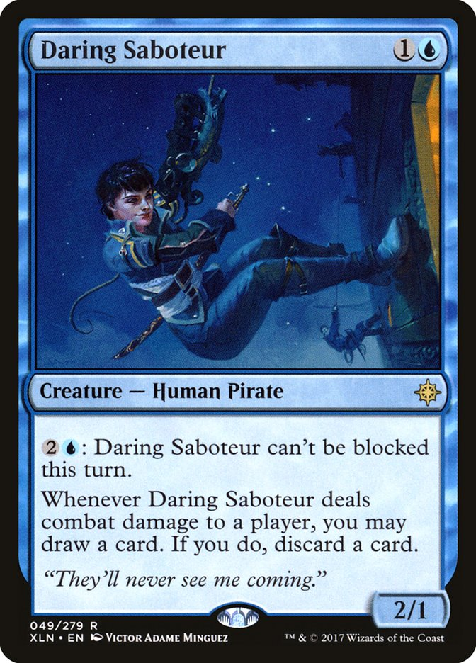 Daring+Saboteur
