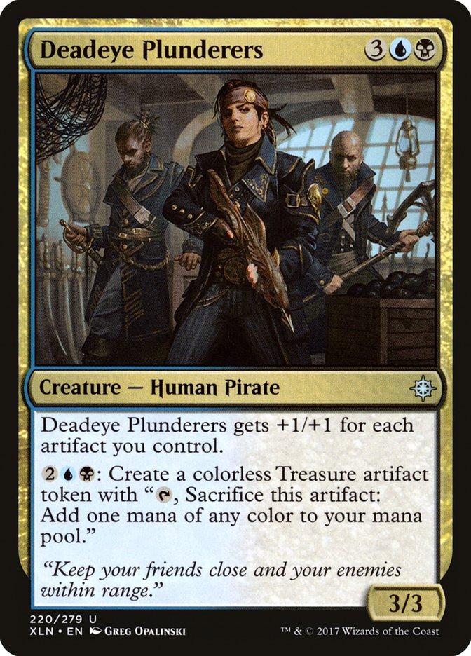 Deadeye+Plunderers