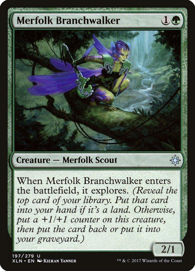 Merfolk+Branchwalker