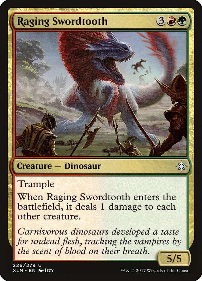 Raging+Swordtooth