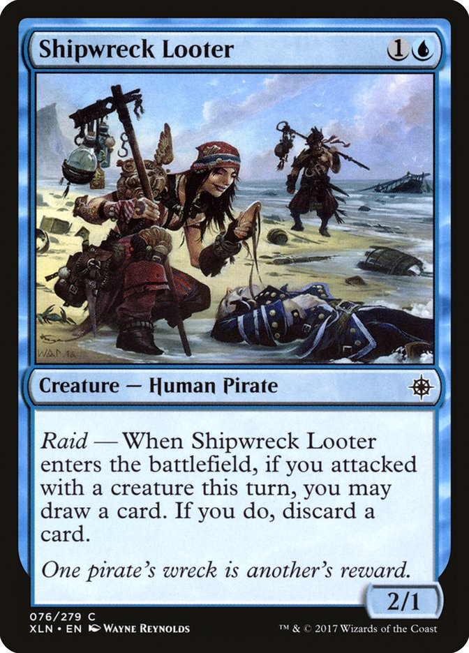 Shipwreck+Looter