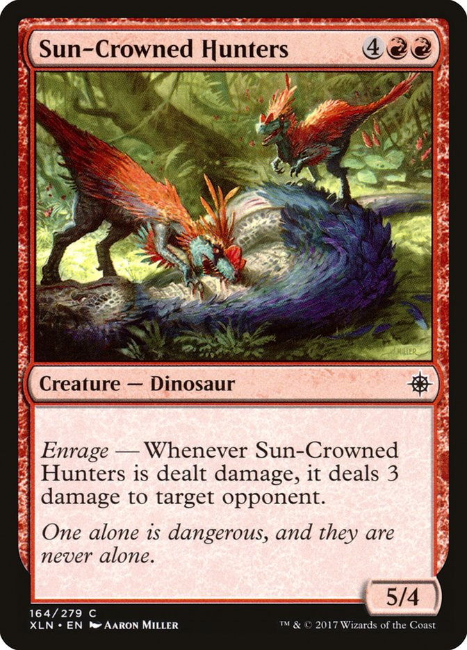Sun-Crowned+Hunters