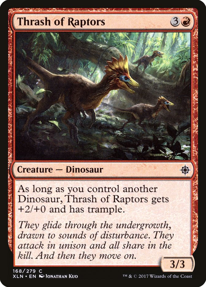 Thrash+of+Raptors