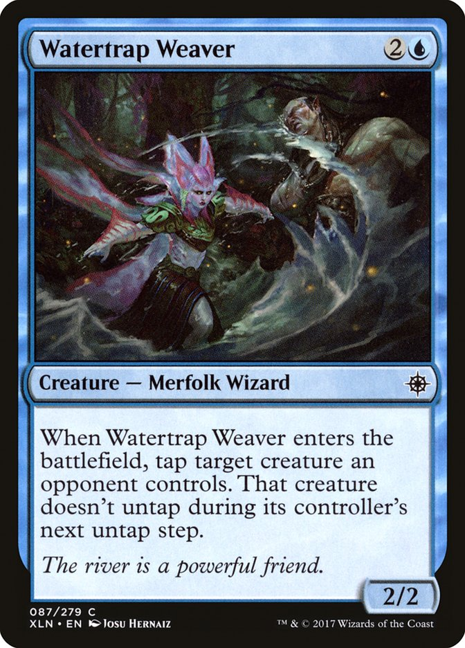 Watertrap+Weaver
