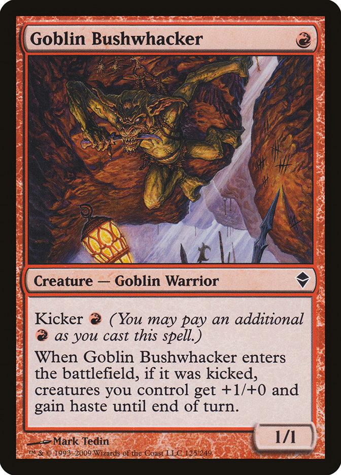 Goblin+Bushwhacker