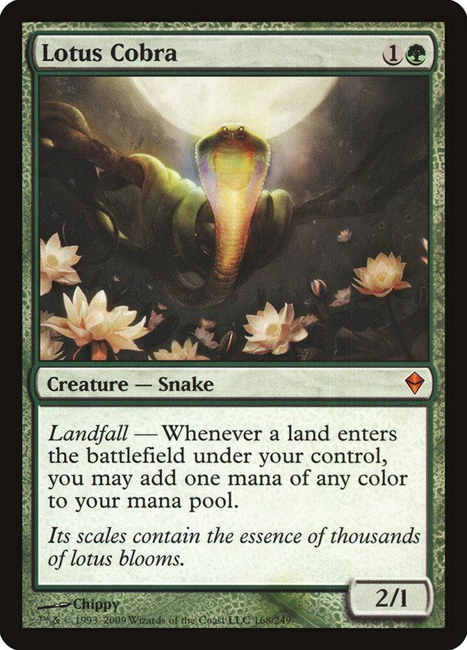 Lotus+Cobra