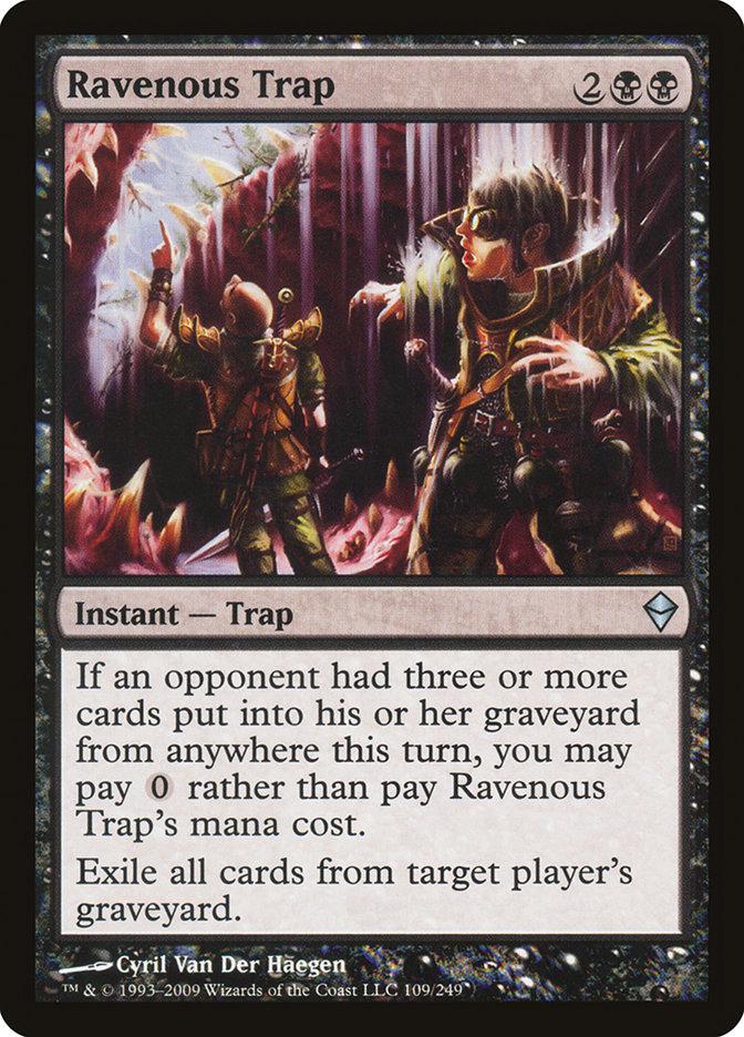 Ravenous+Trap
