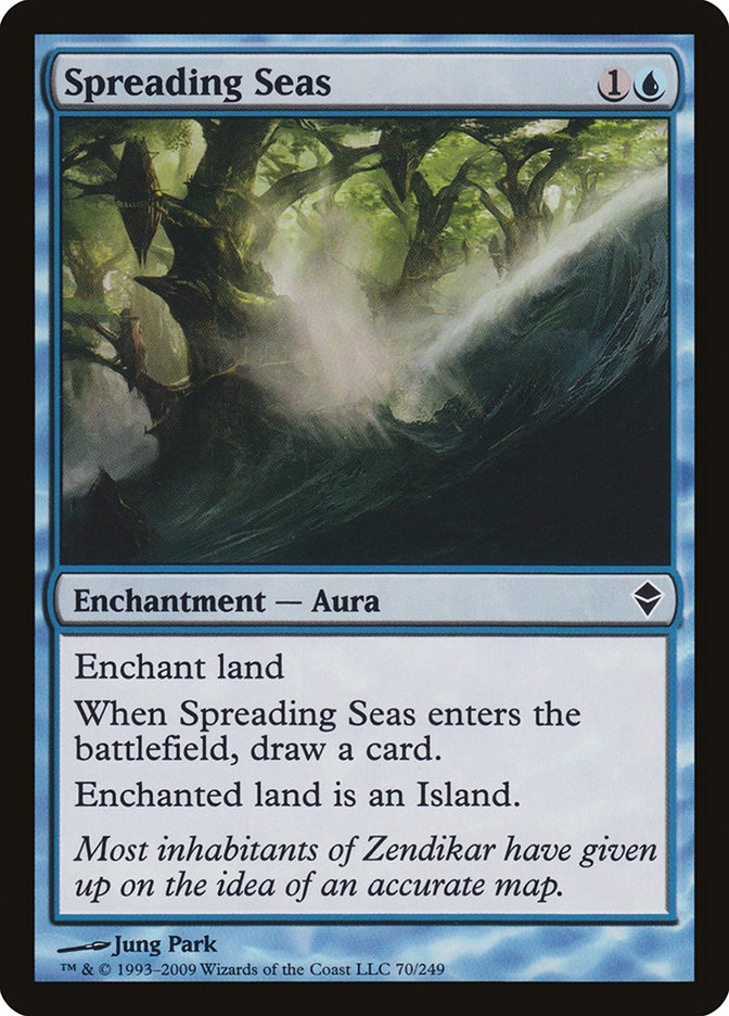 Spreading+Seas