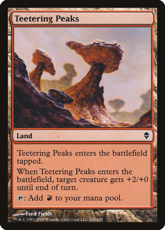 Teetering+Peaks