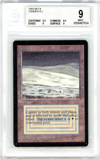 Tundra (Beta) (BGS 9) (#0008467634)