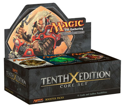 10th Edition Core Set Booster Box