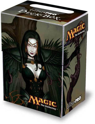 Ultra Pro Magic Deck Box - 10th Edition - Knight of Dusk