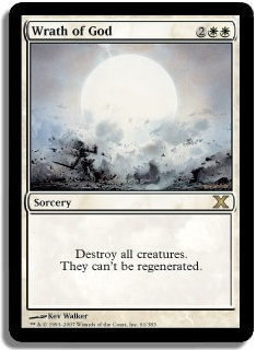 Wrath Of God (Magic card)