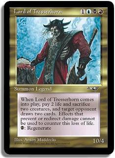 Starcitygames Com Commander Lord Of Tresserhorn