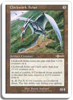 Clockwork Avian (Magic card)