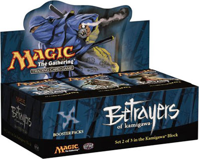 Betrayers of Kamigawa Booster Box