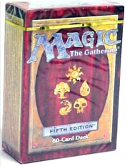 5th Edition Starter Deck