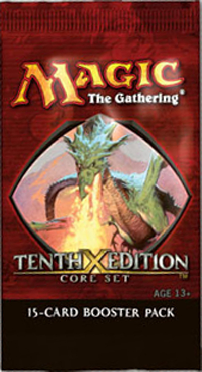 10th Edition Core Set Booster Pack