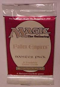 Fallen Empires Booster Pack