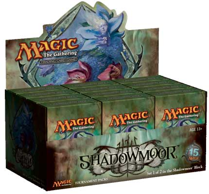 Shadowmoor Tournament Pack Display