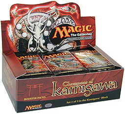 Champions of Kamigawa Booster Box