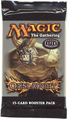Onslaught Booster Pack