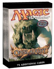 Onslaught Tournament Pack