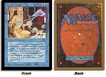Control Magic (Not Tournament Legal)
