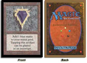Mox Sapphire (Not Tournament Legal)