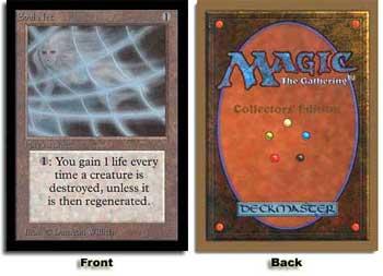 Soul Net (Not Tournament Legal)
